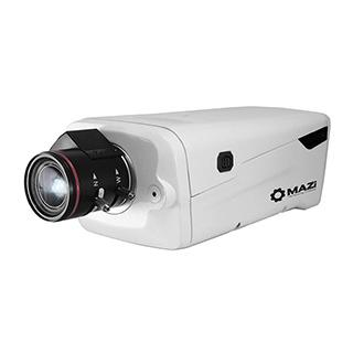 cctv standardní kamery s objektivem